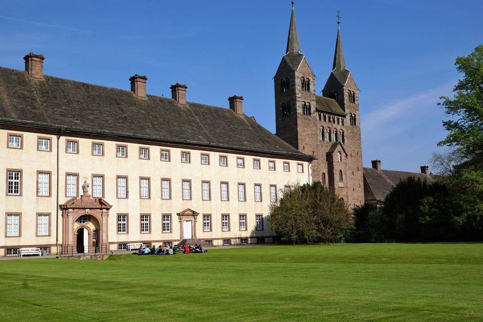 Höxter Sehenswürdigkeiten - Schloss Corvey