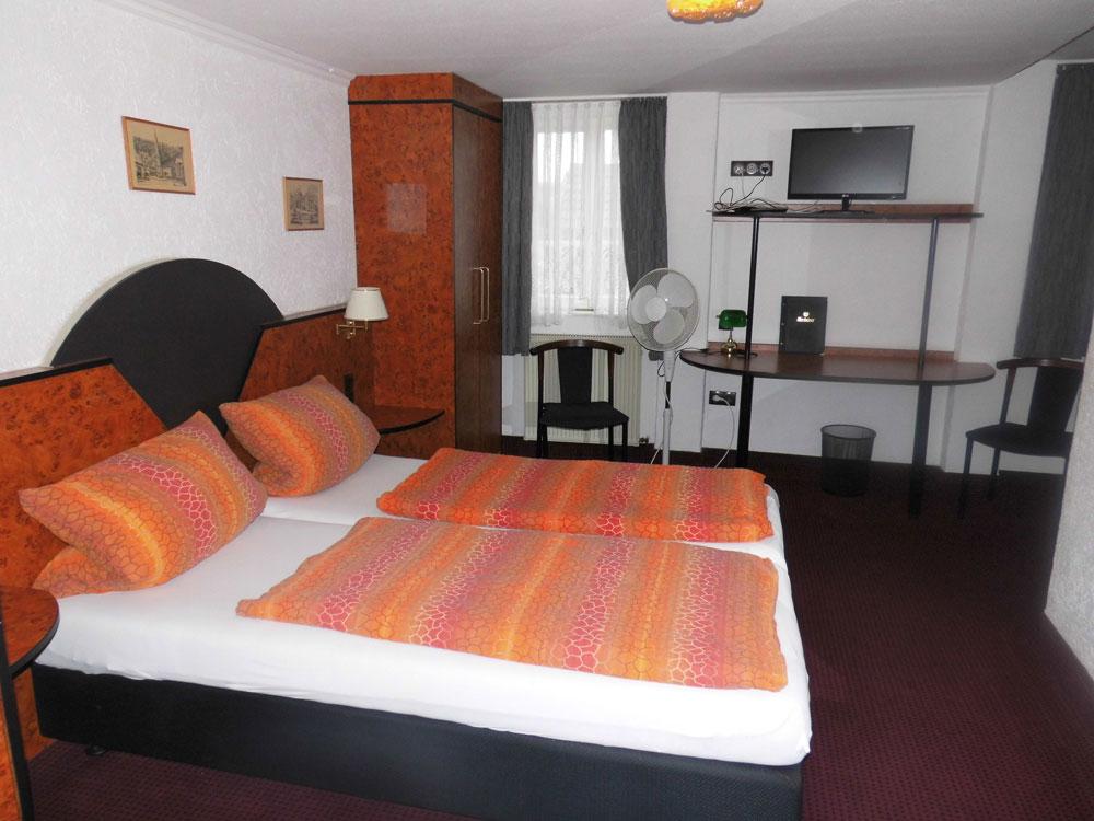 Hotel Corveyer Hof - Zimmer