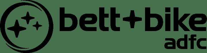 Bett & Bike Logo (schwarz)
