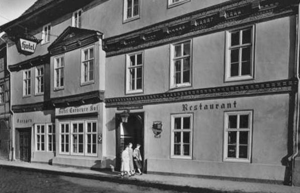 Das alte Hotel Corveyer Hof