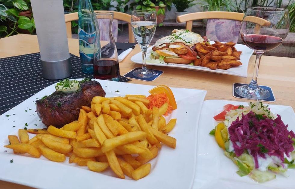 Hotel Corveyer Hof in Höxter - Speiseplan - Gericht 1