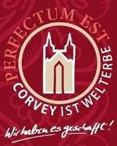 Welterbe Corvey - Logo